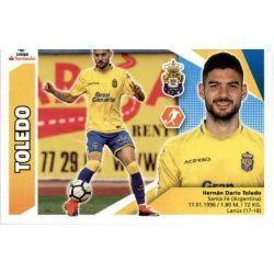 Toledo Las Palmas 11 Ediciones Este 2017-18