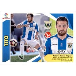 Tito Leganés 3B Ediciones Este 2017-18