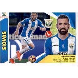 Siovas Leganés 5 Ediciones Este 2017-18