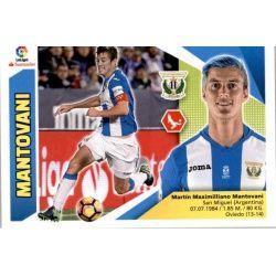 Mantovani Leganés 6 Ediciones Este 2017-18