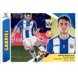 Gabriel Leganés 11 Ediciones Este 2017-18