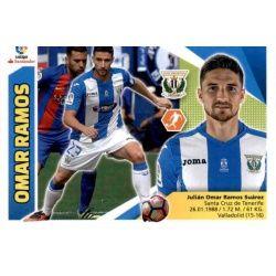 Omar Ramos Leganés 12 Ediciones Este 2017-18