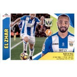 El Zhar Leganés 13 Ediciones Este 2017-18