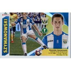Szymanowski Leganés 15 Ediciones Este 2017-18
