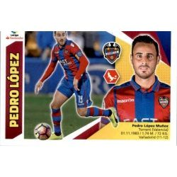 Pedro López Levante 3 Ediciones Este 2017-18