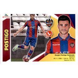 Postigo Levante 5 Ediciones Este 2017-18