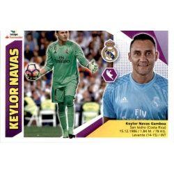 Keylor Navas Real Madrid 1 Ediciones Este 2017-18