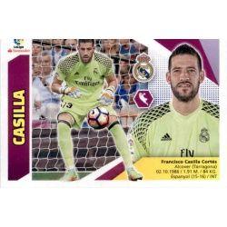 Casilla Real Madrid 2 Ediciones Este 2017-18
