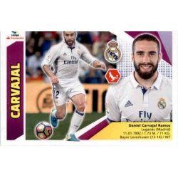 Carvajal Real Madrid 3 Ediciones Este 2017-18