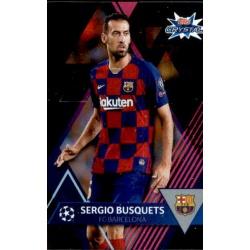 Sergio Busquets Barcelona 5