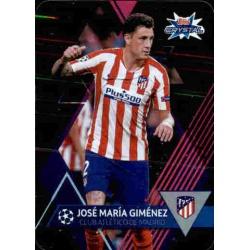 José María Giménez Atlético Madrid 9