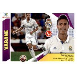 Varane Real Madrid 5 Ediciones Este 2017-18