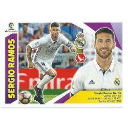 Sergio Ramos Real Madrid 6 Ediciones Este 2017-18