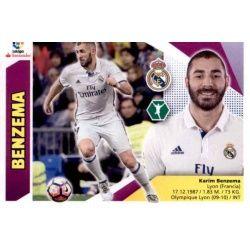 Benzema Real Madrid 15 Ediciones Este 2017-18