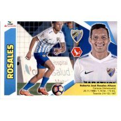 Rosales Málaga 3 Ediciones Este 2017-18