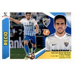 Recio Málaga 10 Ediciones Este 2017-18