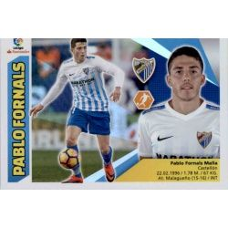 Pablo Fornals Málaga 11 Ediciones Este 2017-18