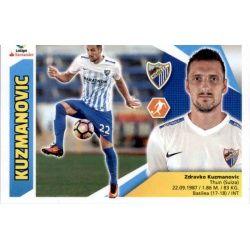 Kuzmanovic Málaga 12B Ediciones Este 2017-18