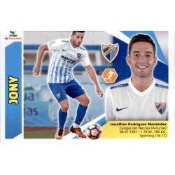 Jony Málaga 13A Ediciones Este 2017-18