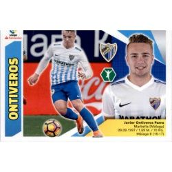 Ontiveros Málaga 14 Ediciones Este 2017-18