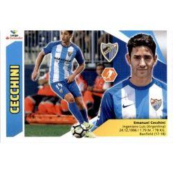 Cecchini Málaga Coloca Ediciones Este 2017-18