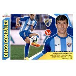 Diego González Málaga Coloca Ediciones Este 2017-18