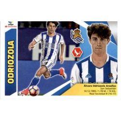 Odriozola Real Sociedad 3 Ediciones Este 2017-18