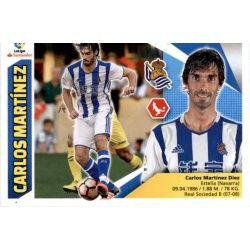 Carlos Martínez Real Sociedad 4B Ediciones Este 2017-18