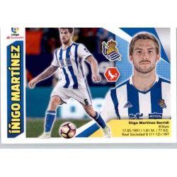 Íñigo Martínez Real Sociedad 6 Ediciones Este 2017-18