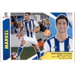 Markel Real Sociedad 9A Ediciones Este 2017-18