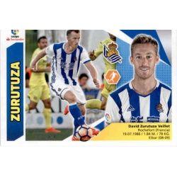 Zurutuza Real Sociedad 10 Ediciones Este 2017-18
