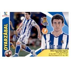 Oyarzábal Real Sociedad 13 Ediciones Este 2017-18
