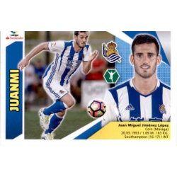 Juanmi Real Sociedad 15A Ediciones Este 2017-18