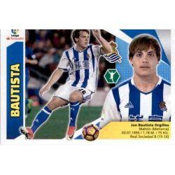 Bautista Real Sociedad 15B Ediciones Este 2017-18