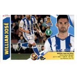 Willian José Real Sociedad 16 Ediciones Este 2017-18