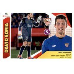 David Soria Sevilla 2 Ediciones Este 2017-18