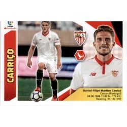 Carriço Sevilla 4B Ediciones Este 2017-18