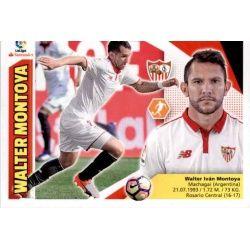 Walter Montoya Sevilla 12B Ediciones Este 2017-18