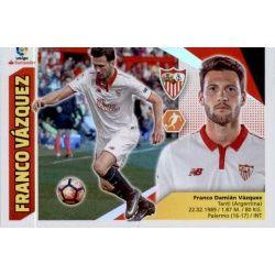 Franco Vázquez Sevilla 13 Ediciones Este 2017-18