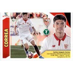 Correa Sevilla 15 Ediciones Este 2017-18