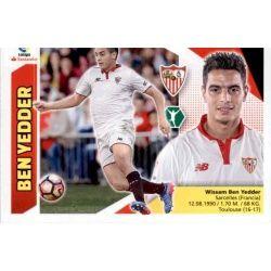 Ben Yedder Sevilla 16 Ediciones Este 2017-18