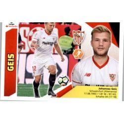 Geis Sevilla Coloca Ediciones Este 2017-18