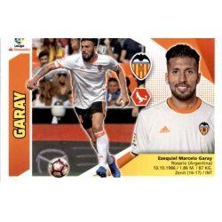 Garay Valencia 5 Ediciones Este 2017-18