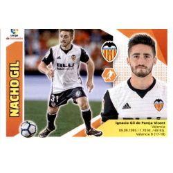 Nacho Gil Valencia 9B Ediciones Este 2017-18