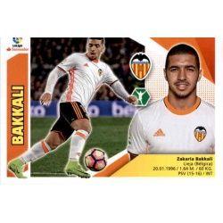 Bakkali Valencia 13B Ediciones Este 2017-18