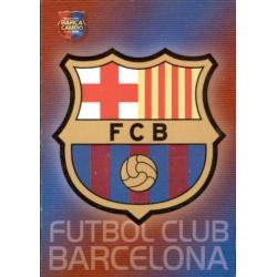 Escut Futbol Club Barcelona Megacracks Barça Campió 2004-05
