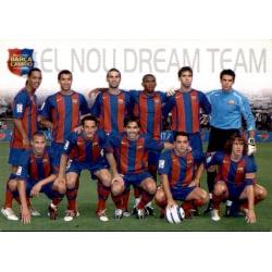 El Nou Dream Team Megacracks Barça Campió 2004-05