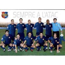 Sempre a latac Megacracks Barça Campió 2004-05