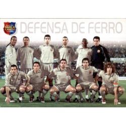 Defensa de Ferro Megacracks Barça Campió 2004-05