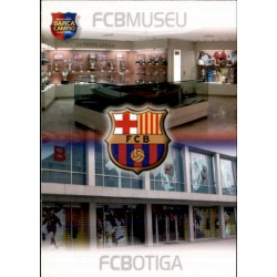 FCBmuseu FCBotiga Megacracks Barça Campió 2004-05